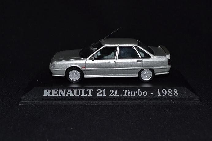 arch v modelov renault 21 2l turbo 1988 automodely rs. Black Bedroom Furniture Sets. Home Design Ideas