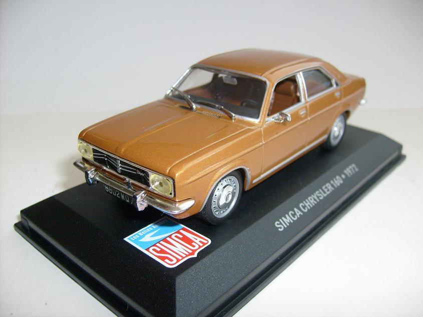 AKCIA - Akciové ceny, sety | Simca Chrysler 160 (1972) |