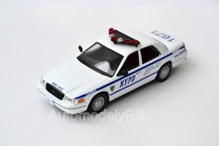 Ford Crown USA Police (New York - NYPD)