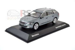 Škoda Superb III Combi Metal Grey