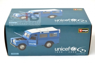 "Land Rover ""Unicef"""