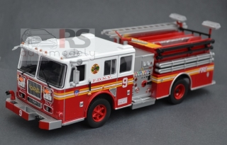 Seagrave Fire Departement of New York