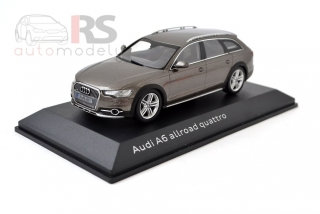 Audi A6 Allroad Quattro Dakota gray