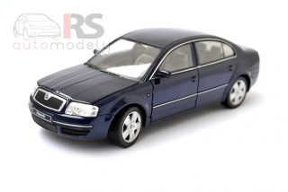 Škoda Superb 1:24