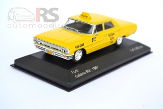 Ford Galaxie 500 (1967) Taxi