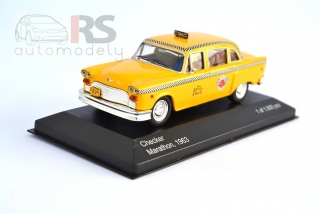 Checker Marathon (1963) Taxi