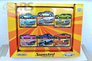 Superfast Collector Tin