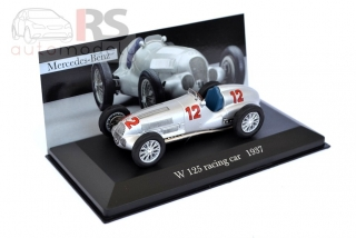 Mercedes W 125 racing car (1937)