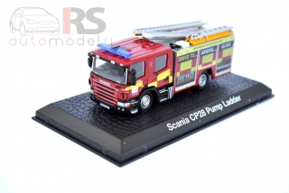 Scania CP28 Pump Ladder