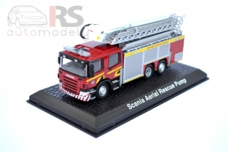 Scania Aerial Rescue Pump