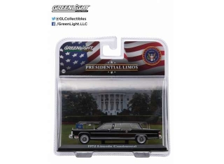Lincoln Continental Gerald R. Ford  1972