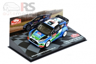 Ford Fiesta RS WRC Rally Monte Carlo 2012 Solberg