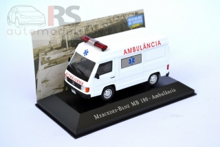 Mercedes MB 180 D Ambulancia