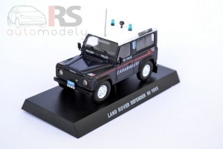 Land Rover Defender 90 (1995) Military Police