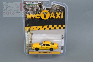 2011 Ford Crown Victoria New York Taxi
