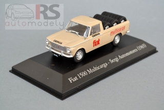 Fiat 1500 Multicarga Pick-Up Pneus (1965)