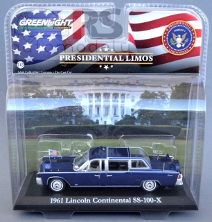 Lincoln Continental SS-100-X John F. Kennedy
