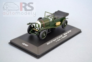 Bentley Sport 3 Litre Winner Le Mans 1927