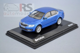 Škoda Octavia III 2012 (Blue Race Metallic)