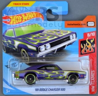Hot Wheels Dodge Charger 500 1969