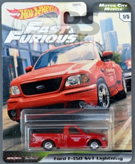 Hot Wheels Ford F-150 SVT Lightning Fast & Furious