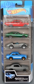 Fast & The Furious 5-Pack