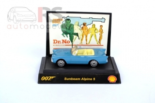 Sunbeam Alpine James Bond 007