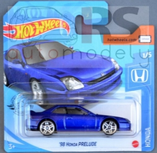 Hot Wheels Honda Prelude 1998