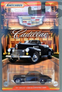 Cadillac Series 62 Convertible Coupe 1941
