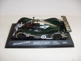 Bentley EXP8 (2001) Le Mans